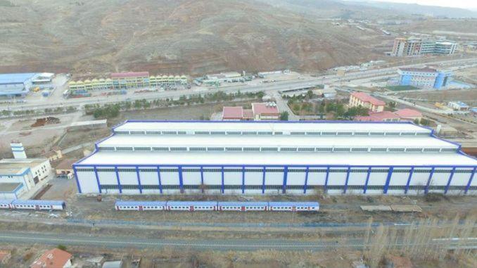 TCDD Cankiri Shears Factory