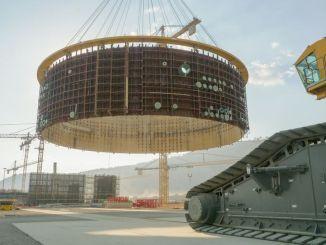 Wichtiger Schritt im ersten Kraftwerk des Kernkraftwerks Akkuyu