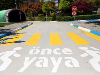 traffic education park in alanya opens to service with its renewed face