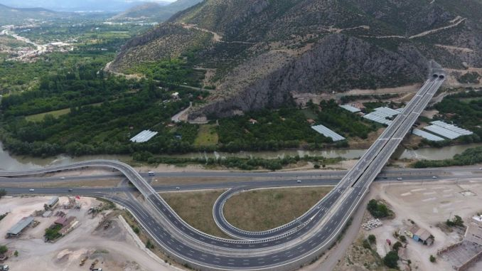 amasya cevre road opens on saturday