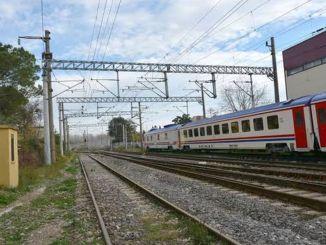 Εργασίες κατασκευής γέφυρας Ustgecit στη γραμμή Arifiye Pamukova ως αποτέλεσμα του διαγωνισμού