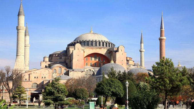 Where is Ayasofya Mosque? How to go to Hagia Sophia? When is the Opening of the Hagia Sophia Mosque?