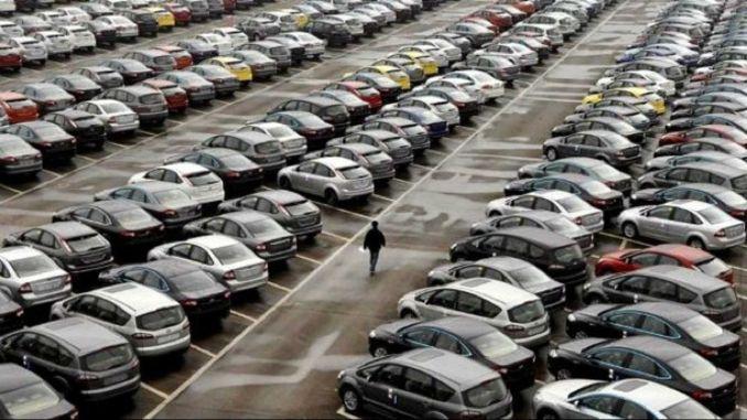 αξιολόγηση πωλήσεων οχημάτων πρώτου μισού από λευκό στόλο