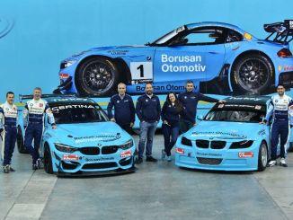 Borusan Otomotiv Motorsport berlanjut dengan pengenalan turkiyen di seluruh kecepatan
