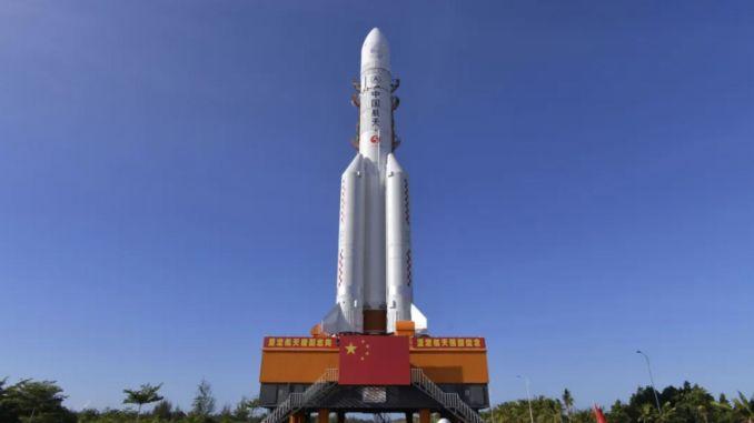jin bersiap-siap untuk mewujudkan misi eksplorasi mars pertama