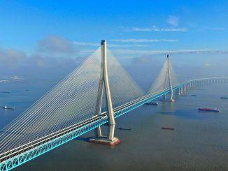 Otvoren je prvi putni i železnički most na svetu.