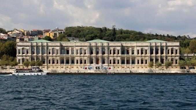 About the ciragan palace