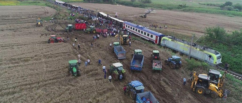 Intense investigation in corlu train accident case after year break