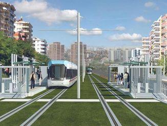 diyarbakir trafigini rahatlatacak tramvay projesi ne oldu