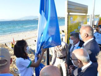 world renowned body, honored beach honored with national blue flag award