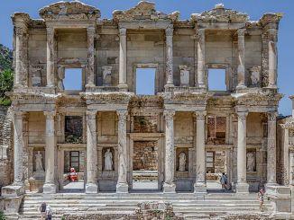 حول مدينة أفسس القديمة