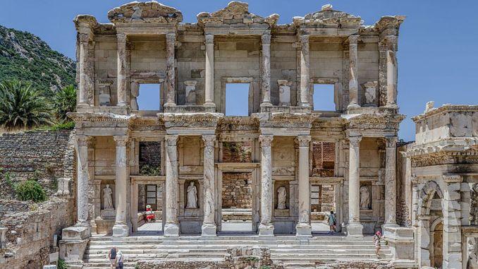 O drevnom gradu Efezu
