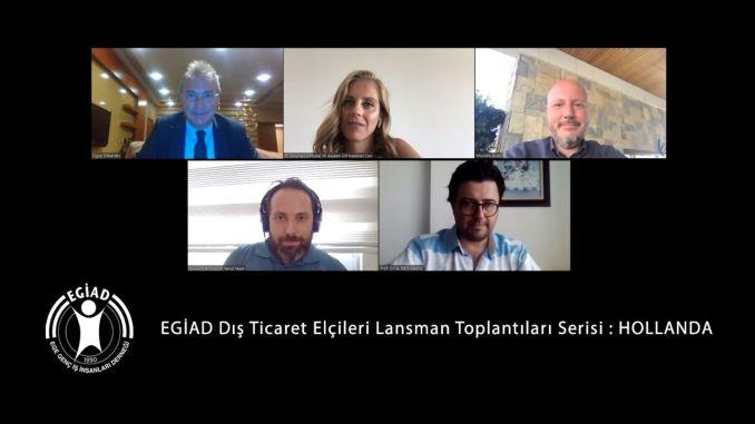 egiadinský útok na zahraničný obchod pokračuje