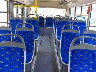 Az e-buszok határozzák meg a főváros üléshelyzetét