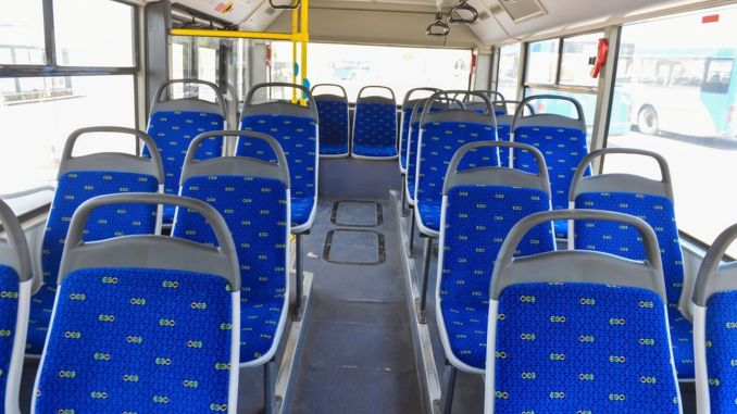 e-busses will determine the seat adjustments of the capital city