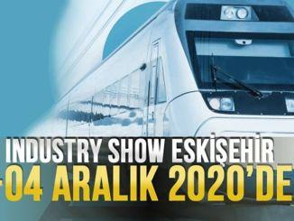 The new date of eskisehir rail industry show has been announced