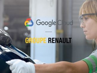 Kolaborasi penting untuk industri dari groupe renault dan google cloud