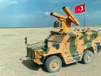 сунгур нови члан породице противваздушне одбране спреман је на дужност