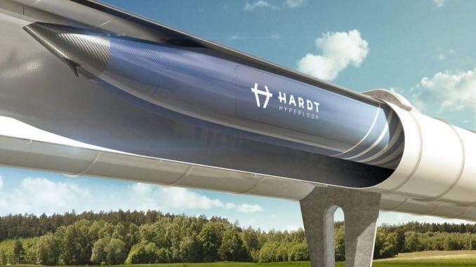 Apa itu hyperloop saat menggunakan hyperloop?
