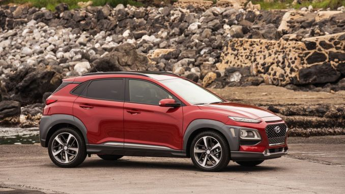 a new level of hardware for the hyundai kona smarter