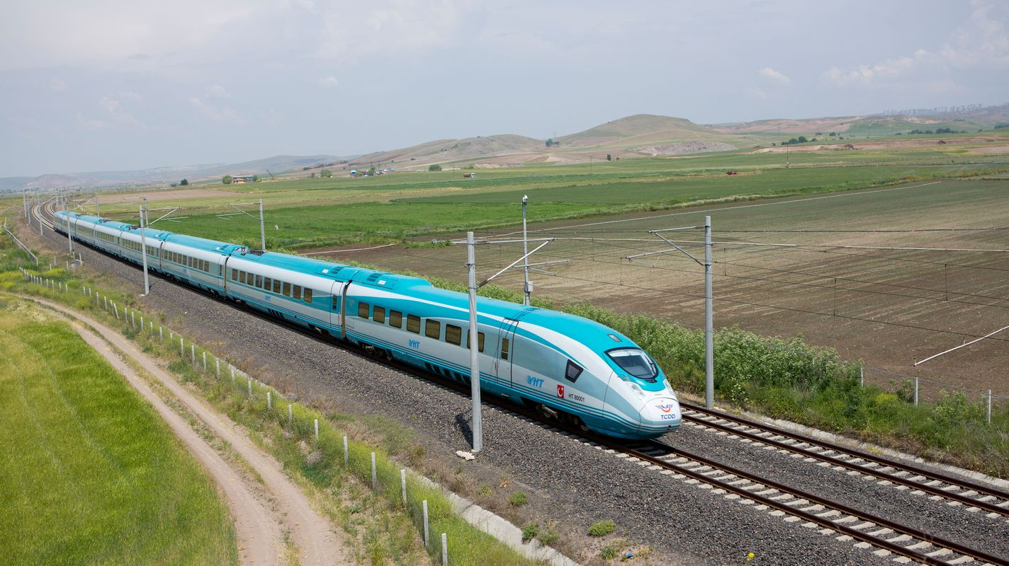 tender announcement to be carried out in polatli konya yht line