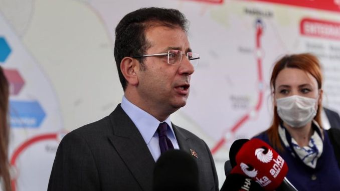 imamoglu fireworks application is over.