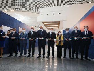 Museum bandara Istanbul dibuka untuk dikunjungi