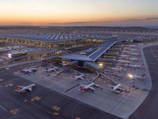 이스탄불 공항에서 65 세 이상의 승객을위한 특권 서비스