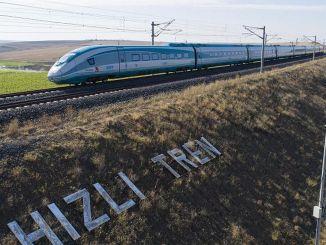 a karaismailoglu nagysebességű vonatprojektjeit egyetlen szolgáltatásba fogjuk tenni