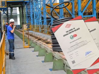 kardemir tse covid is entitled to receive a safe production certificate