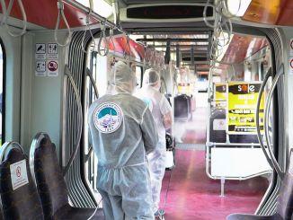 A kayseri tömegközlekedésben nem jár járvány