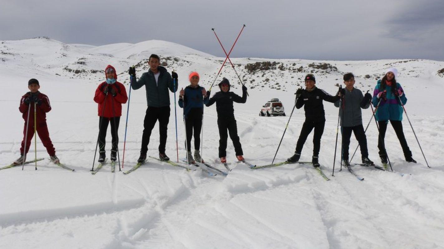 ketencimen ski resort tender was held