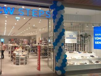 Rantai toko sepatu baru dari lc waikiki lcw langkah
