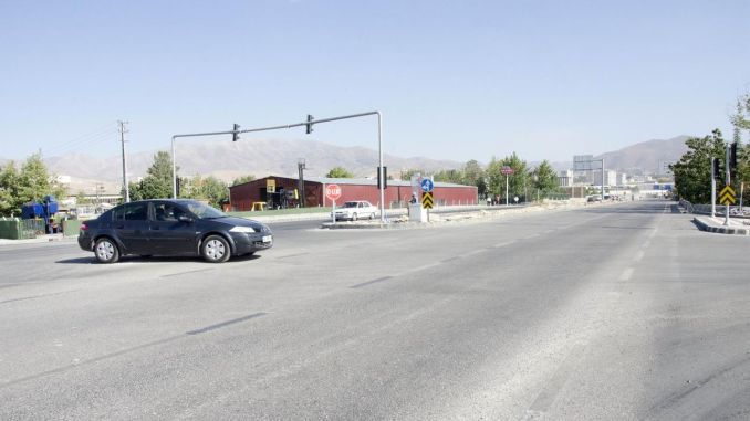 homeland boulevard completed in malatya