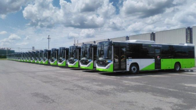 export of bus routes from Otokar to Malta