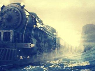 jazda vlakom ako sen
