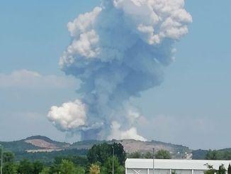 I fyrværkerifabrikken i Sakarya er der gentagne kvæstelser og kvæstelser