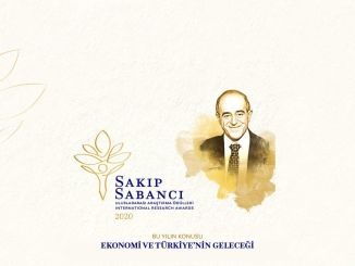 World after the corona of the year of competing sabanci international research awards