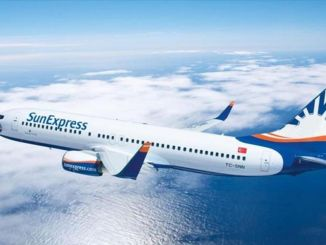 sunexpress started to london flights