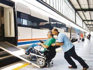 TCDD צריך להחזיר את התחבורה החופשית של הנכים