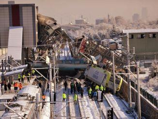 tcdd zweijähriger Zugunfall Milliarden TL Verlust