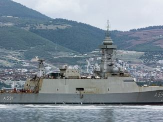 Tanggal pengiriman TCG Horizon Intelligence Ship ditunda