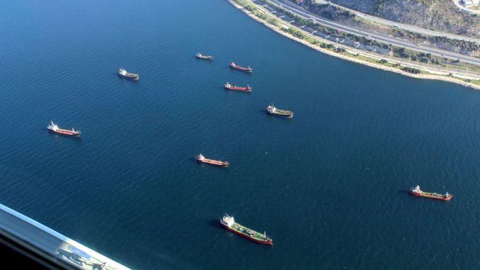 teknelerdeki atiklari kocaeli buyuksehir toplayacak