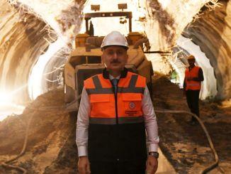 A turkiyede megaprojektek eljutnak a megvalósítási ponthoz