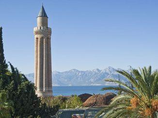 O skladanej minarete