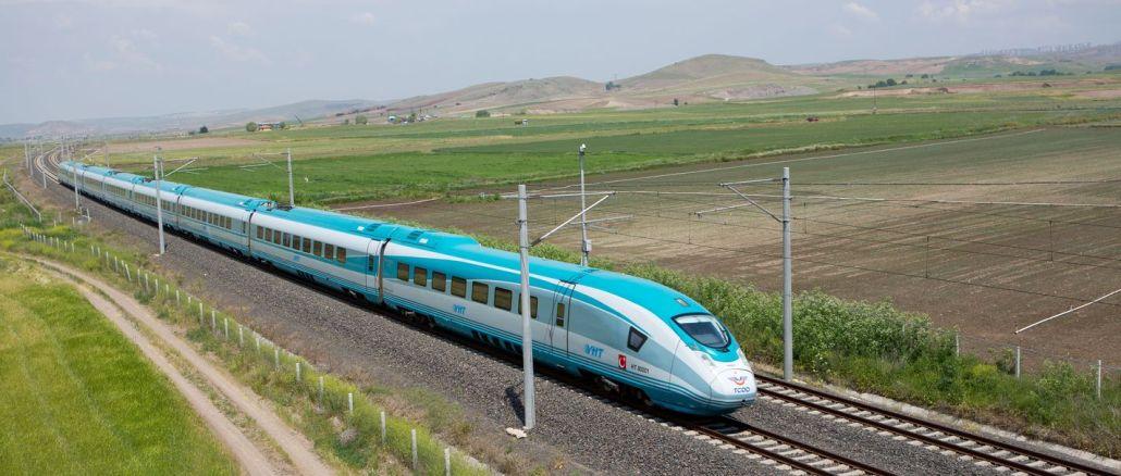 yuksek hizli tren hatlarinda hedef bin kilometre