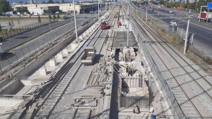 بدأ العمل مرة أخرى في 42 محطة قطار Evler