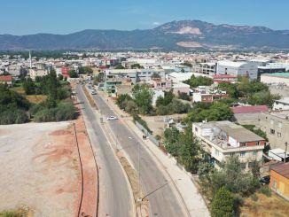 Dukungan Metropolitan untuk Transportasi di Gürsu