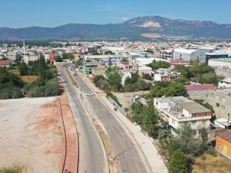 Metropolitan Support to Transportation in Gürsu