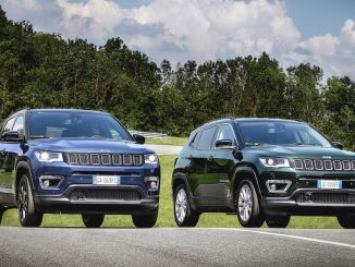 Renewed Jeep Compass in Turkey
